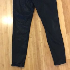 Ted Baker London Jeans - Ted Baker Coated Jeans Black Size 32
